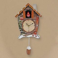 Mark Feldstein & Associates, Inc Ckwc Cuckoo Clock Snowy Cabin by Mark Feldstein & Associates, inc, http://www.amazon.com/dp/B005C2SD6O/ref=cm_sw_r_pi_dp_-8ZLqb13D91E1