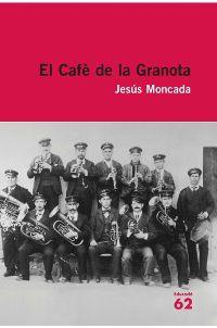 """El Cafè de la Granota de Jesús Moncada. Ed. 62. """"és un recull de catorze relats curts escrits entre els anys 1980 i 1985. Algunes narracions situen l'acció en la dècada dels anys cinquanta. L'escenari en què es desenvolupen els contes té com a centre la vila de Mequinensa al Baix Cinca. A més, totes les històries són contades al cafè de la granota. Els personatges que hi apareixen són gent senzilla..."""" + info: http://www.grup62.cat/lecturanda/el_cafe_de_granota/abans_de_la_lectura.html"""