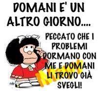 Alcune Battute di Mafalda - Frasi Umoristiche