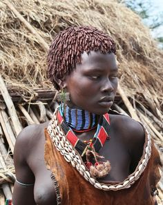 Ethiopian Tribal Women