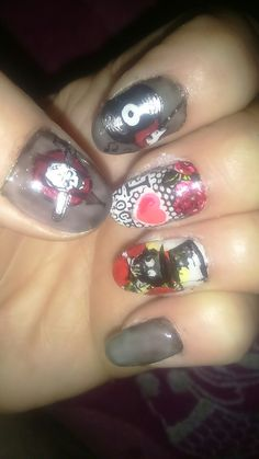Rock and roll mis uñas