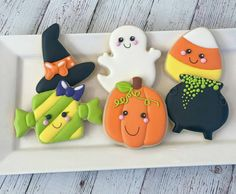 Kids Halloween Cookie Class *SOLD OUT*
