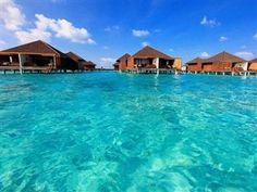 Paradise Island Resort & Spa Maldives Islands - Hotel Exterior