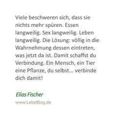 #Lösung #Essen #Sex #Leben #langweilig