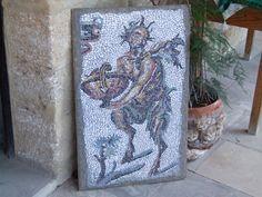 Mozaik keçi