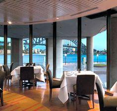 Restaurants in Sydney – Aria. Hg2Sydney.com.