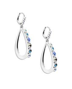 Sea Crystal Earrings - so pretty
