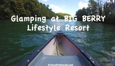 If you've never heard of glamping it's quite literally 'glamorous camping.' On this occasion we stayed at Big Berry Lifestyle Resort in a comfortable. Slovenia, Glamping, Outdoor Gear, Berry, Tent, Travel Tips, Around The Worlds, Europe, Lifestyle