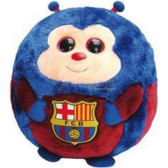 Peluche Futbol Club Barcelona Bee Large - Bazartextil.com