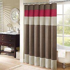 Shower curtain- Sears $23.99