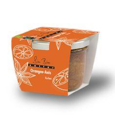 zotter Schokoladen Manufaktur: Orangen und Aniskuchen