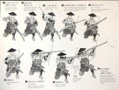 Samurai Weapons, Medieval Weapons, Samurai Armor, Japanese History, Japanese Culture, Samurai Poses, Boshin War, Samourai Tattoo, Japanese Warrior