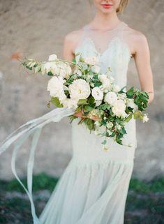Soft, Neutral Bridal