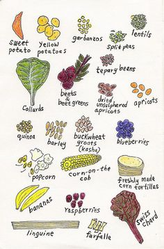 © Nicole Raisin Stern    Colored pencil & black fountain pen in a blank Moleskine journal.    Here are Part I and Part III     See amazingly photos of vitamin suppliments  and more on my Fitness & Health Board @http://bit.ly/RJgSdp. Get current and cutting edge information, news, tips, and trends in dieting and exercise @http://www.