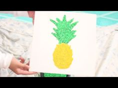 So going to do this love pineapples
