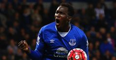 Incredible! #EFC now lead 3-2 thanks to #Lukaku–three shots on target, three goals for the Toffees.