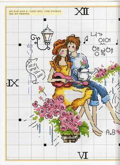 GRAFICOS SODA COREA ,,, SUPER LINDOS (pág. 6) | Aprender manualidades es facilisimo.com