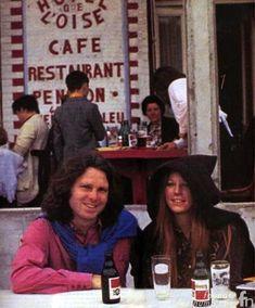 Jim Morrison Last Photo Alive