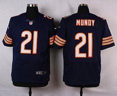 Nike Chicago Bears  21 Ryan Mundy Blue Elite Jersey Nfl Jerseys For Sale ca6e5b328