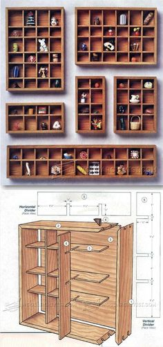 Build Shadow Box - Woodworking Plans and Projects | WoodArchivist.com