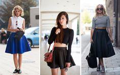 Tip de Moda Inexmoda: falda rotonda
