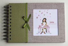 Imaginaran: Libro de firmas para un cumpleaños... un regalo muy especial