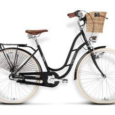 bicicletas kross modelo classico III color negro