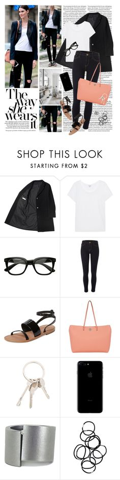 """cool"" by reginakos ❤ liked on Polyvore featuring Splendid, ZeroUV, River Island, Joie, Fendi, Givenchy, Niessing, Monki, StreetStyle and SimpleOutfits"