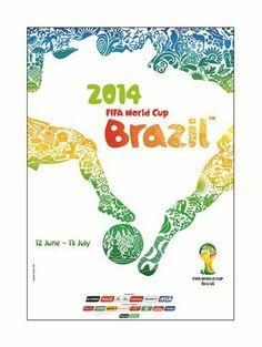 World Cup 2014, Brazil  @Lori Bearden Bearden Bearden Bearden Bearden Bearden Sportelli and Wellness NYP Brazil World Cup, World Cup 2014, Fifa World Cup, Football Stadiums, Football Soccer, Soccer Art, Football Things, Soccer Poster, Soccer Shoes