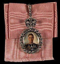 Royal Family Order of King Geroge VI, circa 1937.