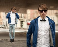 Where did the sun go? (by Gabriel Wulf) http://lookbook.nu/look/3508017-where-did-the-sun-go