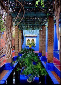 Marrakech Majorelle