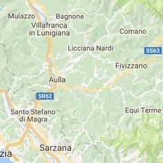 Diffusione del cognome BASCHERINI nella Provincia di Lucca - Mappe dei Cognomi Italiani