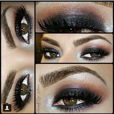 Like the smokey eye