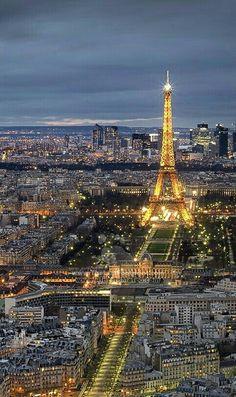 The City of Lights - Beautiful!