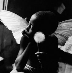 What a beautiful photograph of a little angel  :)