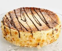 Ile de France Roquefort Cheesecake