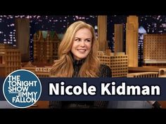 I LOVE JF so much it hurts! Please watch! Jimmy Fallon Had The Chance To Date Nicole Kidman And Totally Screwed Up