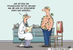Daily Cartoon von Uli Stein