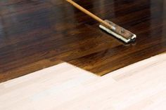 How+to...+Stain+hardwood+floors