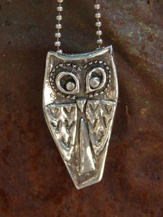 To add to my owl jewelry collection.