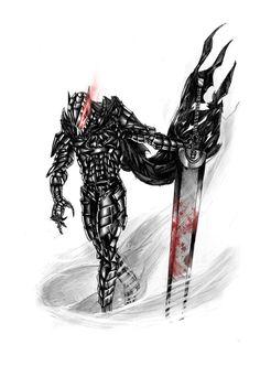 Gatsu by Nempatriarch