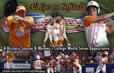 UT Lady Vols Softball