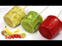 Înghețată fără zahăr în 1 minut + congelați! Fără cremă! 🍓🍌🥝 - YouTube Sugar Free Ice Cream, Kiwi, Tarts, Kitchen Ideas, Youtube, Deserts, Frozen, Cooking Recipes, Sweets