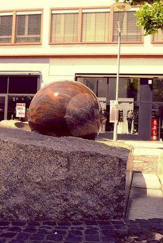 """Reisenbrunnen"" #Fountain at the Eisenbahnstrasse #Huntingfountains in K-town   Flickr - Photo Sharing!"