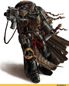 Warhammer 40000,warhammer40000, warhammer40k, warhammer 40k, ваха, сорокотысячник,фэндомы,Imperium,Империум,Librarium,death watch