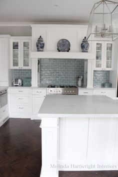 Hamptons style Kitchen renovation More