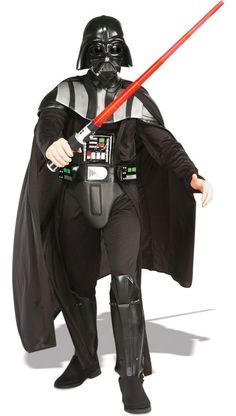 Darth Vader Kostüm Deluxe #StarWars #StarWarsCostumes #StarWarsDarthVader #DarthVader #DarthVaderCostume