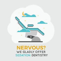DOES GOING TO THE DENTIST make you feel stressed or nervous? Ask us about sedation dentistry to help you relax during your visit!