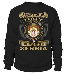 I May Live in Italy But I Was Made in Serbia #Serbia #livinginitaly